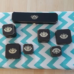 Juicy couture jewelry boxes